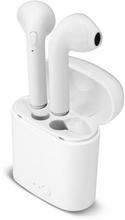 Trådløse hovedtelefoner Bluetooth Hvid