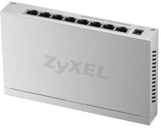 Kontakt ZyXEL GS-108BV3-EU01 8 p 10 / 100 / 1000 Mbps