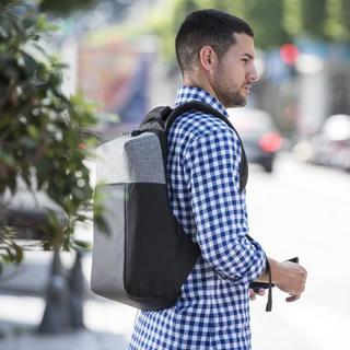 Antityveri rygsæk med USB og tablet og bærbar computer ruminddeling 145949