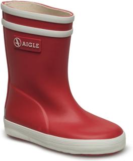 Baby Flac Rouge New Gummistövlar Röd AIGLE