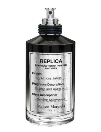 Maison Margiela Replica Across Sands Eau De Parfum 100 Ml