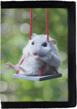 Hamster plånbok