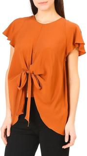Annarita N 329 bruna skjortor Rrp £153 Brown 44