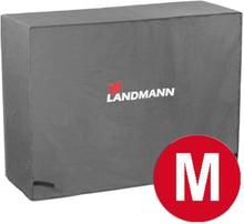 Landmann skyddshuv lyx grå m rexon (14330)