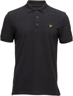 Polo Shirt Kortermet Pologenser Svart LYLE & SCOTT