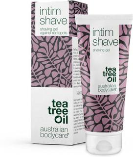 Intim Shave – effektiv barbergel mod barberknopper ved intimbarbering