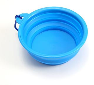 Smart vandskål til kæledyr som kan klappes sammen