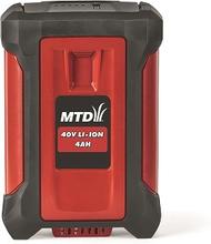 MTD Batteri 40V LI-ION 4,0 Ah