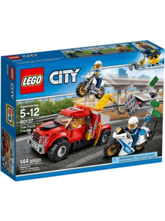 City 60137 Kranvogn-kaos - Proshop