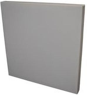 Väggabsorbent Fyrkant 55x55cm grå