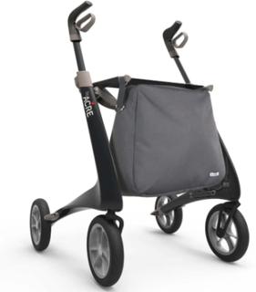 Weekendtaske (tilbehør) til Carbon Ultralight rollator fra byAcre