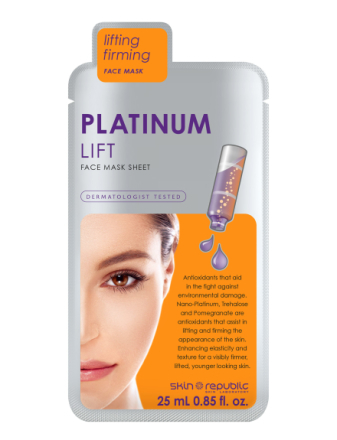 Platinum Lift Face Mask