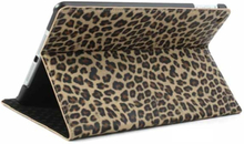 Leopard cover til iPad Mini 2 and 3. Brun.