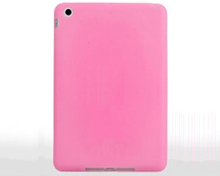 Silicone cover til iPad Mini. Pink.