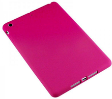 Silicone cover til iPad Mini 2 and 3. Hot pink.
