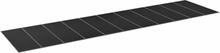 Halle Kanalplasttak Komplett Isolux 16mm Rök-11822-3000