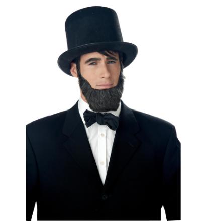California Costume Collections Ærlig Abe Lincoln USA præsident borg... - Fruugo