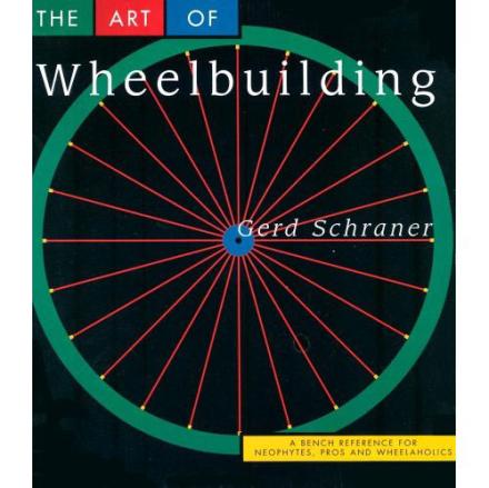 DT Swiss Art Of Wheelbuilding Bok Engelsk, lær deg å bygge hjul!
