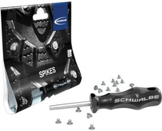 Schwalbe pigger og verktøy Ice Spiker 50 stk løse stålpigger