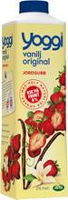 Yoggi Jordgubb/vanilj Original 2% Arla