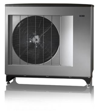 NIBE Luft/Vatten-Värmepump F2300 -14