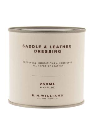 RM Williams Saddle Leath