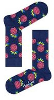 Happy Socks Happy Socks Pineapple Sock Blue Pattern