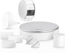 SOMFY Protect Home Alarm Paket - Hemlarm + Indoor Camera