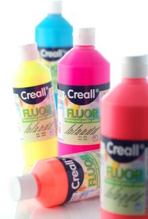 UV maling, 250 ml Gul