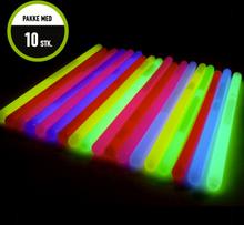 XL Glowsticks 10 pieces