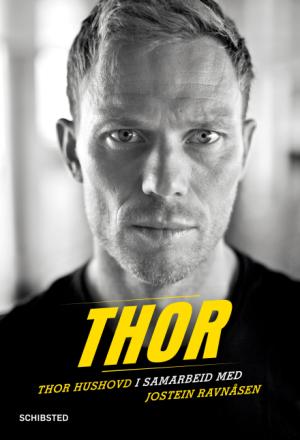 Thor - En Biografi Bok Biografen til Thor Hushovd