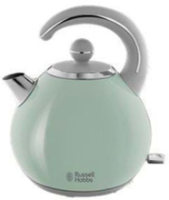 Vedenkeitin Bubble 24404-70 - Pastel green/shiny stainless steel - 2400 W