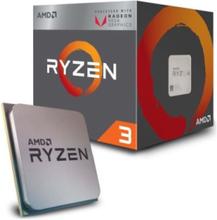 Ryzen 5 2400G Wraith Stealth - Raven Ridge CPU - 3,6 GHz - AM4 - 4 kärnor - Boxed (PIB - med kylare)