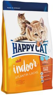Happy Cat Indoor Adult Atlantic Salmon - 1,4 kg
