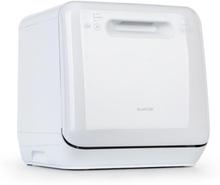 Aquatica diskmaskin fristående installationsfri 860W vit