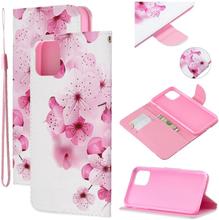 Rose blomster Wonderland iPhone 11 Pro Max flip veske - Rose blomster