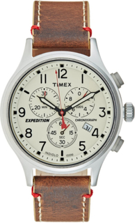 Timex Kronograf brown