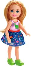 Barbie Chelsea Docka Med Blond Hår