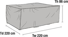 Möbelskydd Till soffor 220x220x86 cm