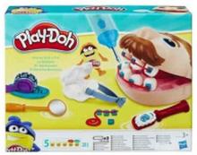 Dekoleidenschaft Play-Doh Lekset Tandläkare Hasbro