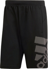 ADIDAS Men's 4KRFT Sport Graphic Badge of Sport Shorts Herre treningsshorts Sort L