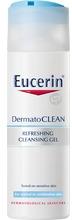 Eucerin DermatoCLEAN Refreshing Cleansing Gel Oparfymerad 200 ml - Återfuktande Rengöringsgel