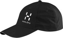 Haglöfs Equator III Cap Unisex kapser Sort S/M