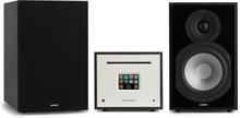 Unison Retrospective 802 Edition – Stereoanläggning Förstärkare Högtalare + C