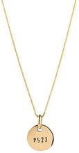 Emma Israelsson Ps23 Necklace Gold
