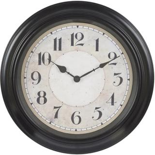 Gilbert Gilbert Ur fra væg sort d40 væg ur
