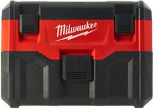 Milwaukee M18 VC2 Dammsugare utan batterier och laddare