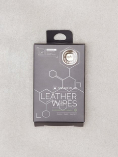 Sneaker Lab Leather Wipes Skopleie Transparent
