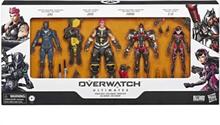 eStore Overwatch, Actionfigurer - Genji, Zarya, Pharah, D.Va