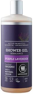 Urtekram Showergel Purple Lavender, 500 ml